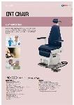 Bàn ghế khám tai mũi họng INU-3000/INC-3000