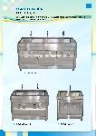 Bồn rửa tiệt trùng SSS-111, SSS-112,SSS-113