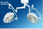 Đèn mổ treo trần Halogen 2 nhánh Dialux