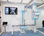 Máy X-quang cao tần Model: RFM-525HF