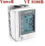 Máy đo huyết áp cổ tay điện tử Yuwell YE 8100B